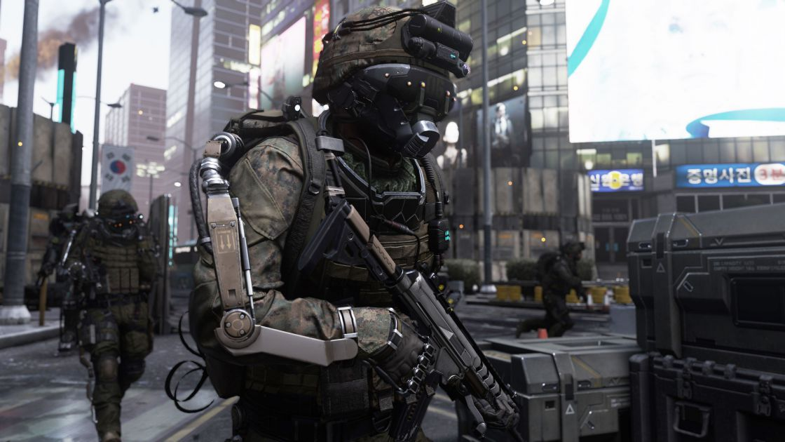 Call of Duty: Advanced Warfare - Day Zero (DLC) screenshot 17