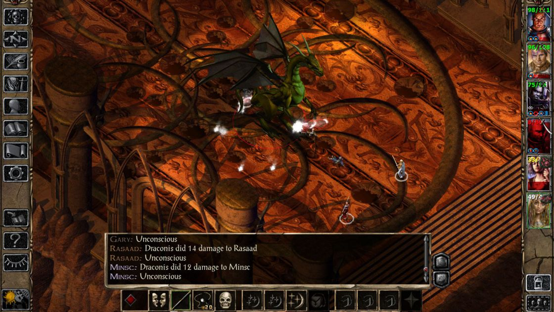 Baldurs Gate II (Enhanced Edition) screenshot 6