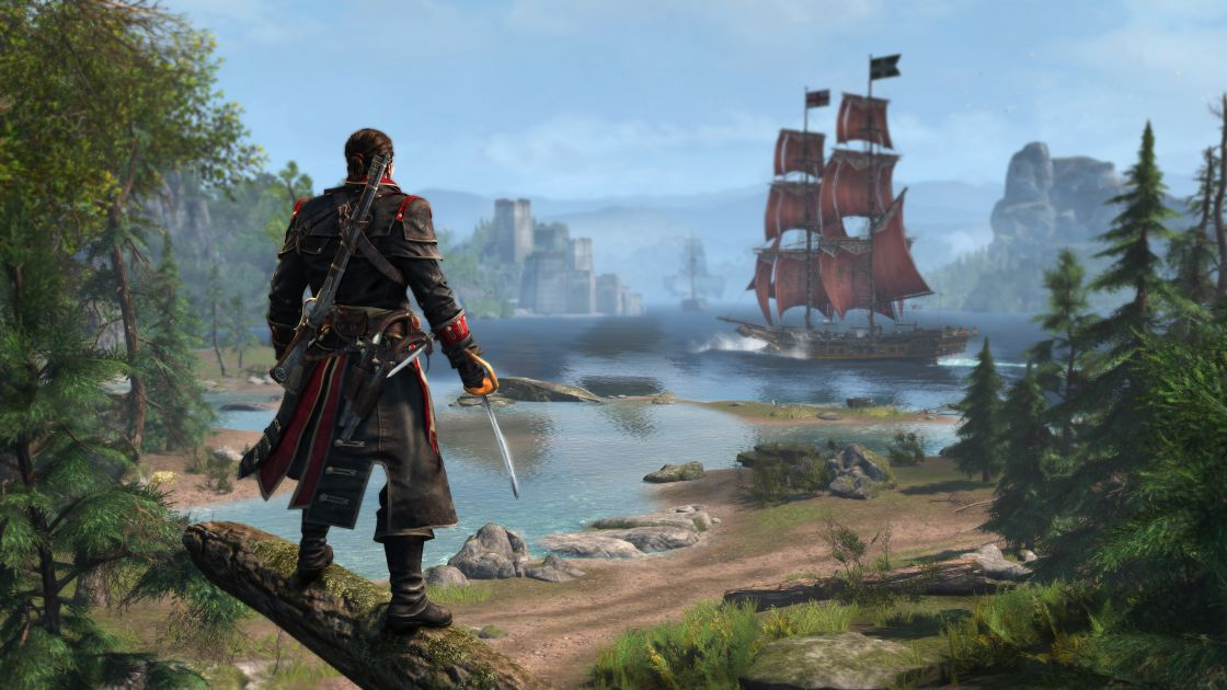 Assassin's Creed Bundle (Incl. Assassin's Creed Origins + Assassin's Creed Rogue) screenshot 4