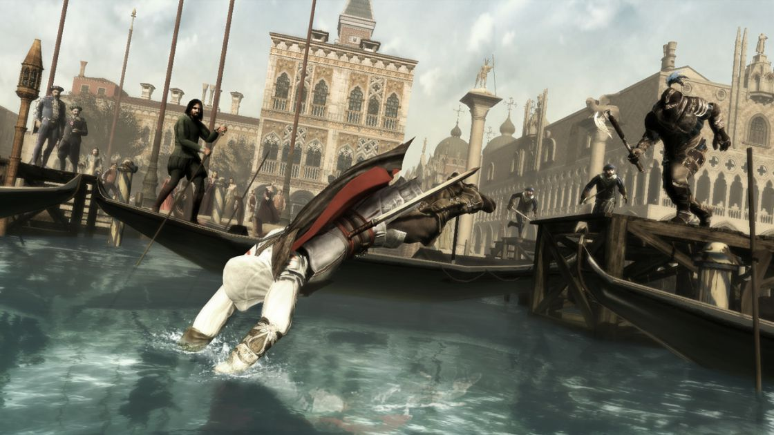 Assassin's Creed II (Deluxe Edition) screenshot 3