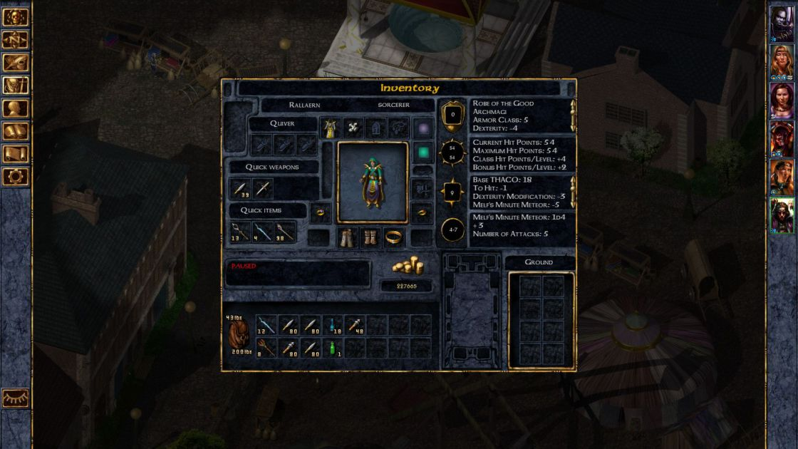 Baldurs Gate (Enhanced Edition) screenshot 7