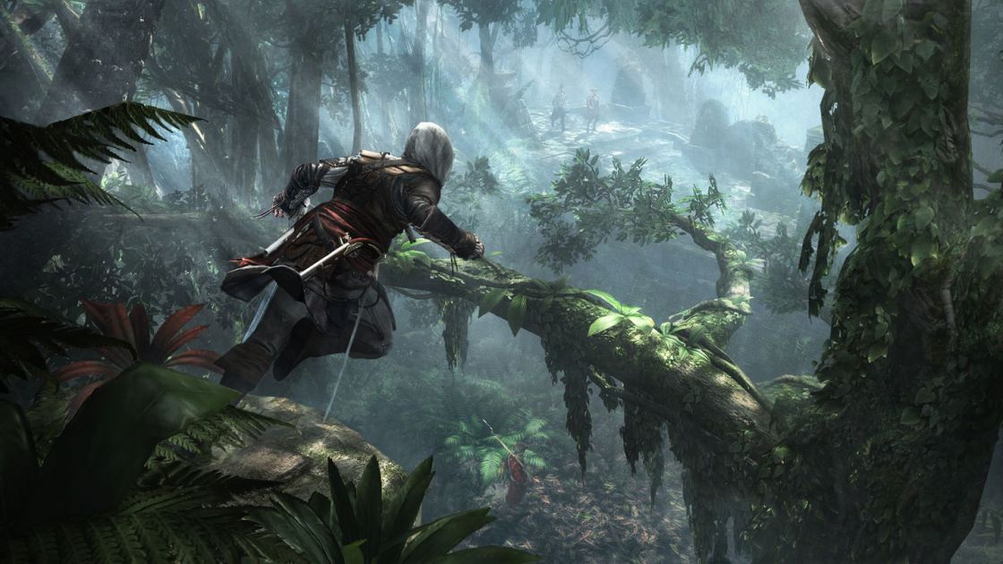 Assassin's Creed Black Flag Xbox One screenshot 4