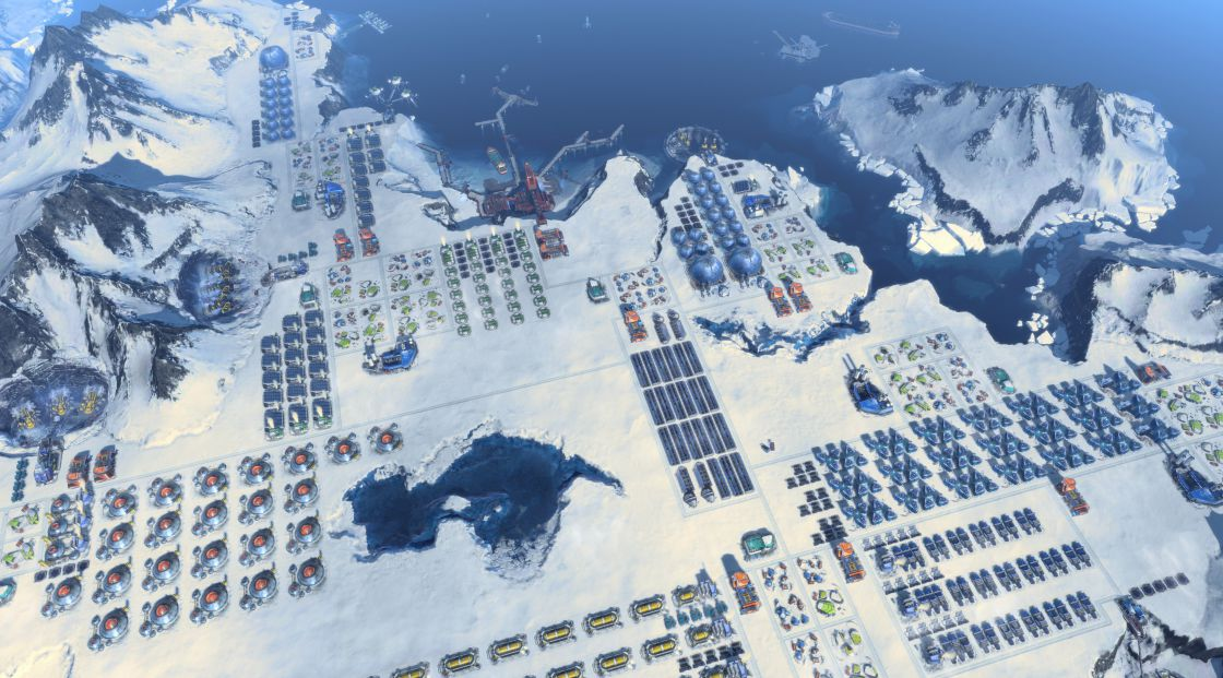 Anno 2205 (Ulitmate Edition) screenshot 1