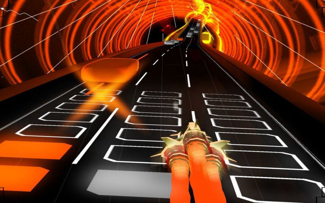 AudioSurf screenshot 6
