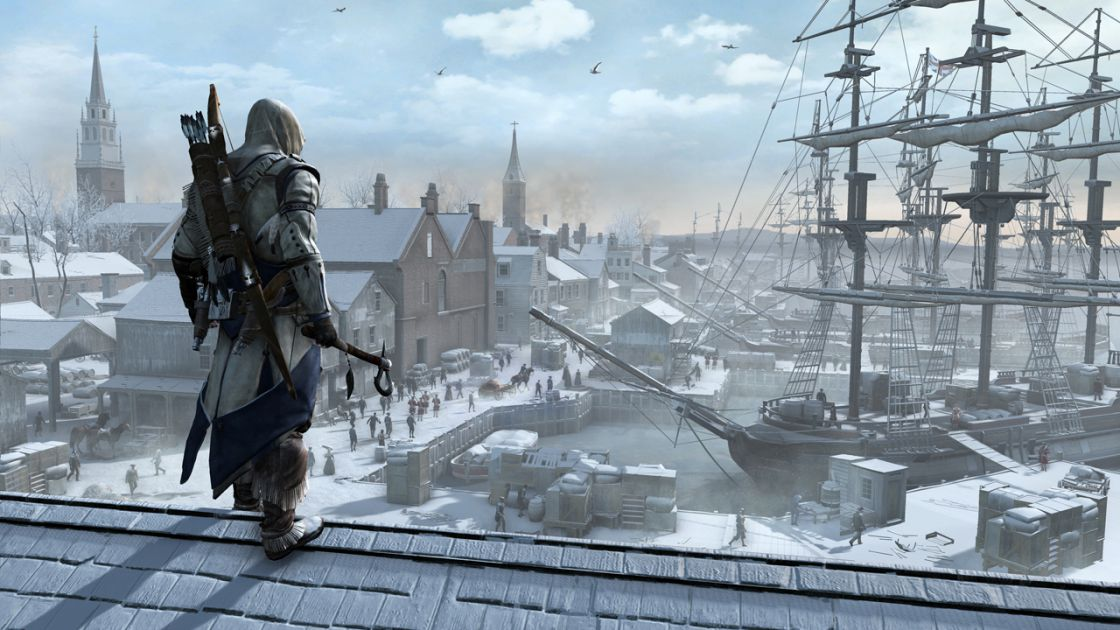 Assassins Creed 3 screenshot 3
