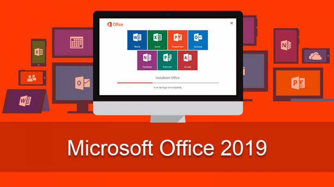 Microsoft Office 2019 Professional Plus 2019