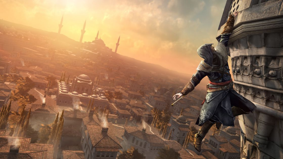 Assassin's Creed Revelations screenshot 4
