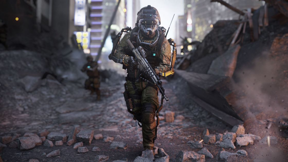Call of Duty: Advanced Warfare - Day Zero (DLC) screenshot 7