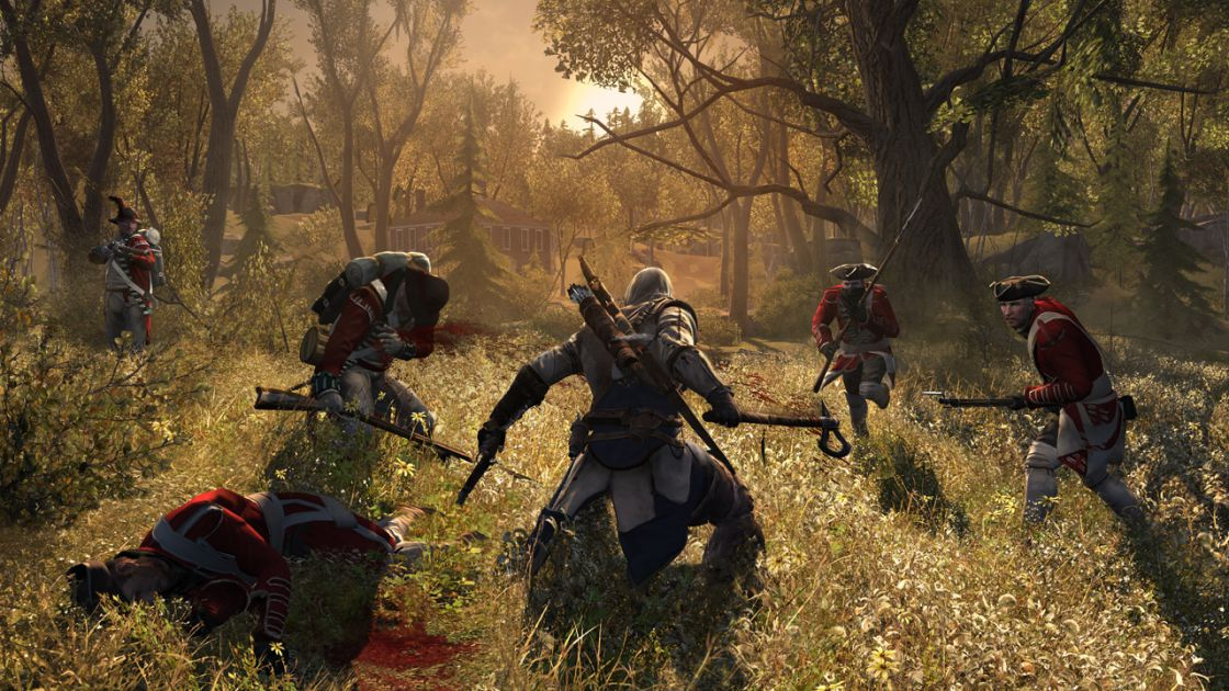 Assassins Creed 3 screenshot 2