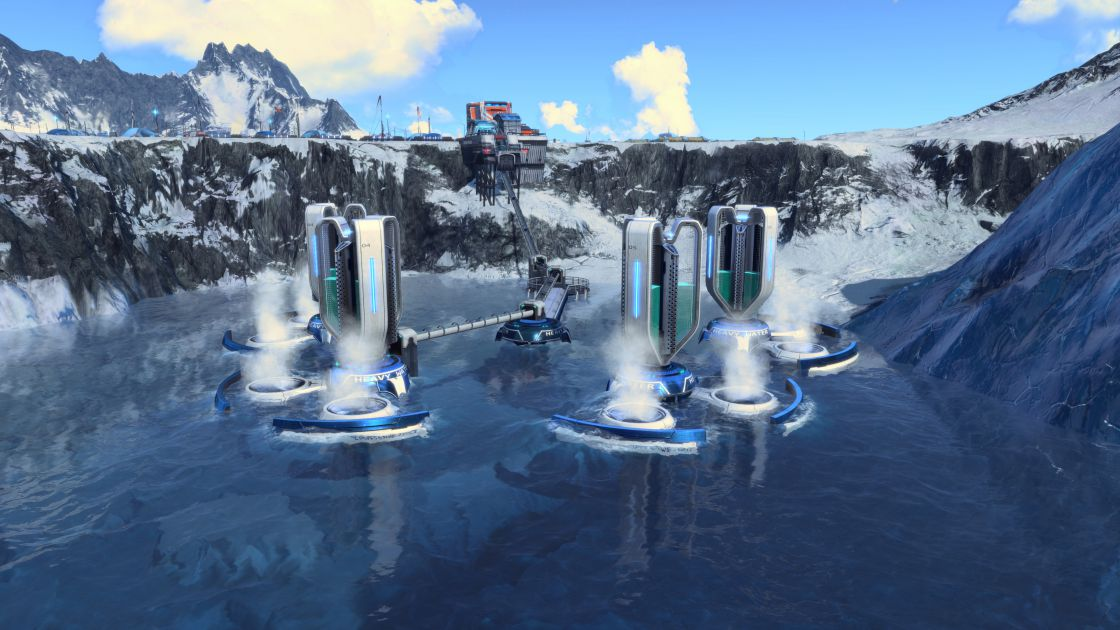 Anno 2205 (Ulitmate Edition) screenshot 12