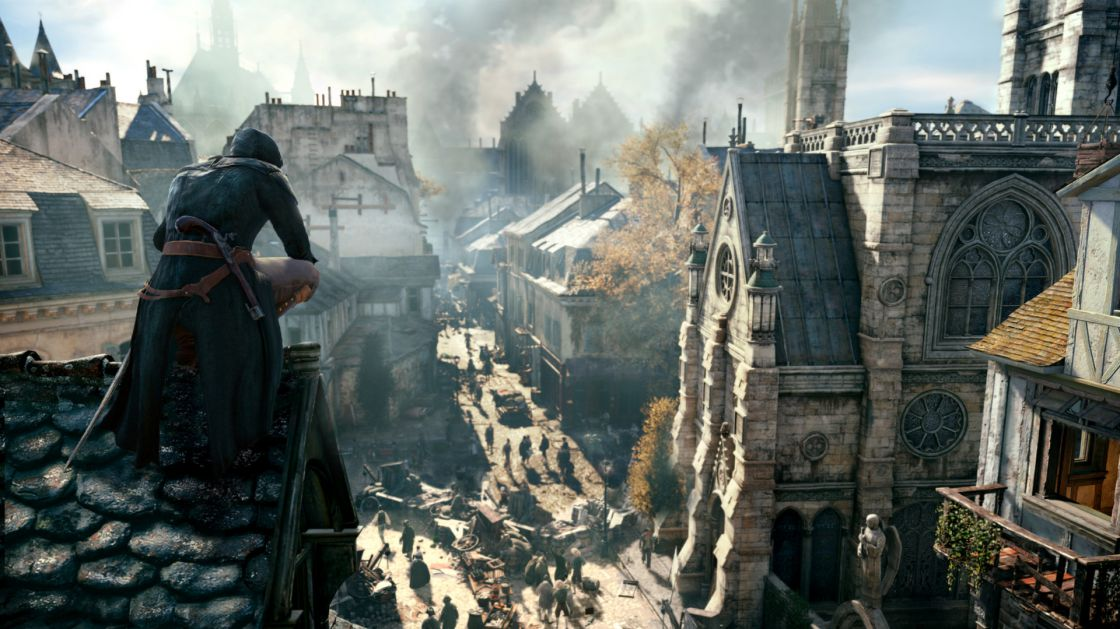 Assassins Creed: Unity Xbox One - screenshot 2