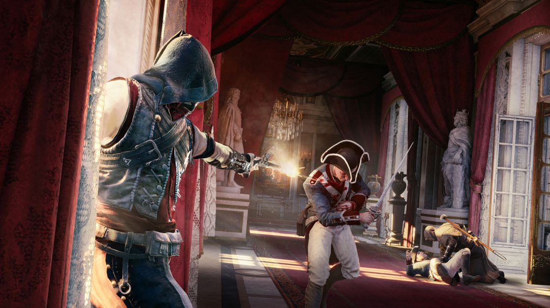Assassins Creed Unity Chemical Revolution DLC screenshot 9