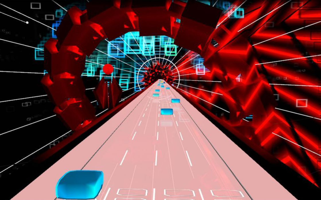 AudioSurf screenshot 13