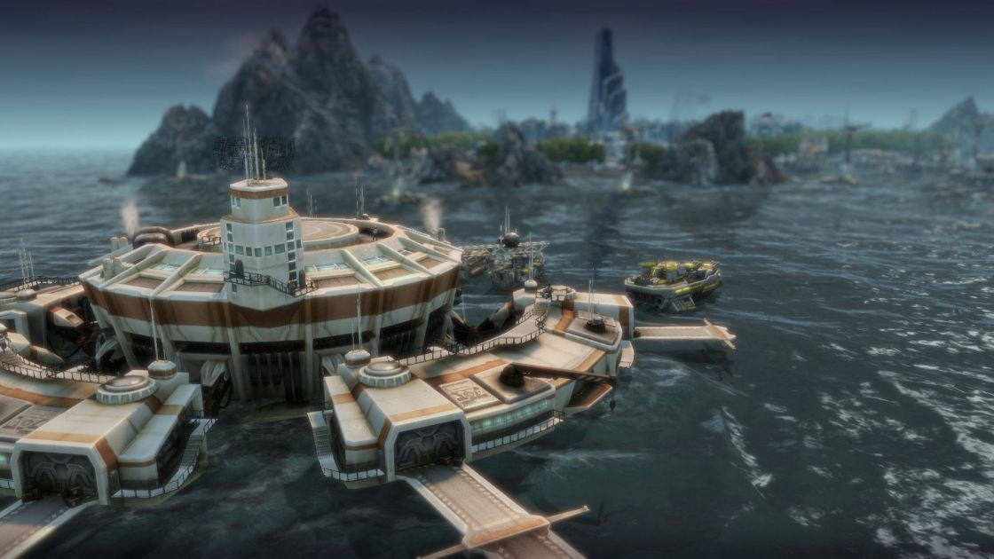 Anno 2070 (Complete Edition) screenshot 5