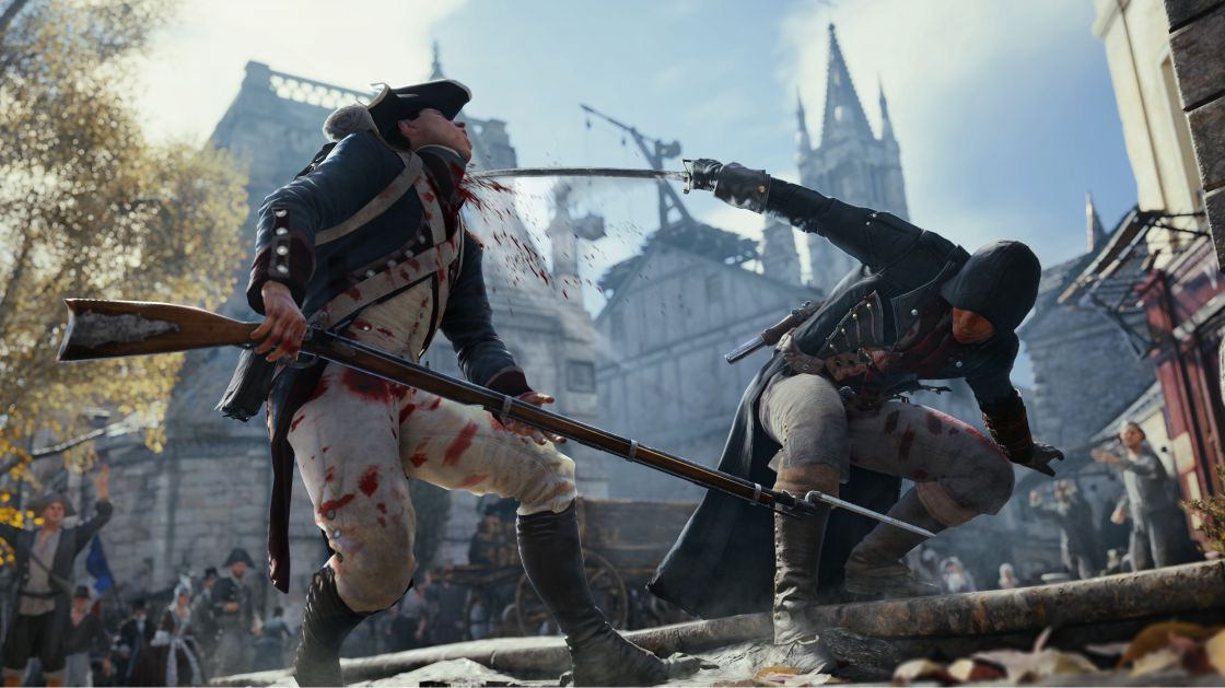 Assassins Creed Unity Chemical Revolution DLC screenshot 7