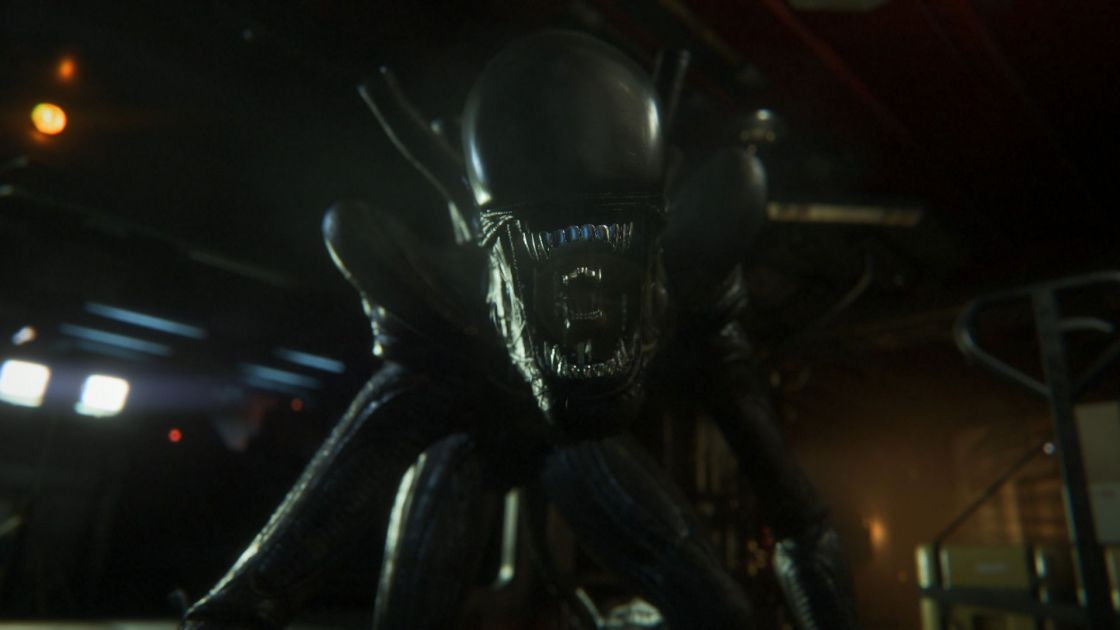 Alien: Isolation - Crew Expendable (DLC) screenshot 1