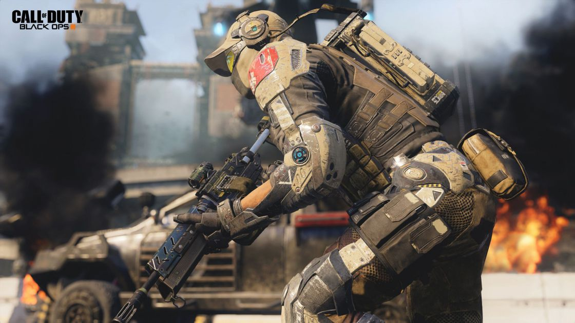 Call of Duty: Black Ops 3 (incl. Nuketown DLC) screenshot 3