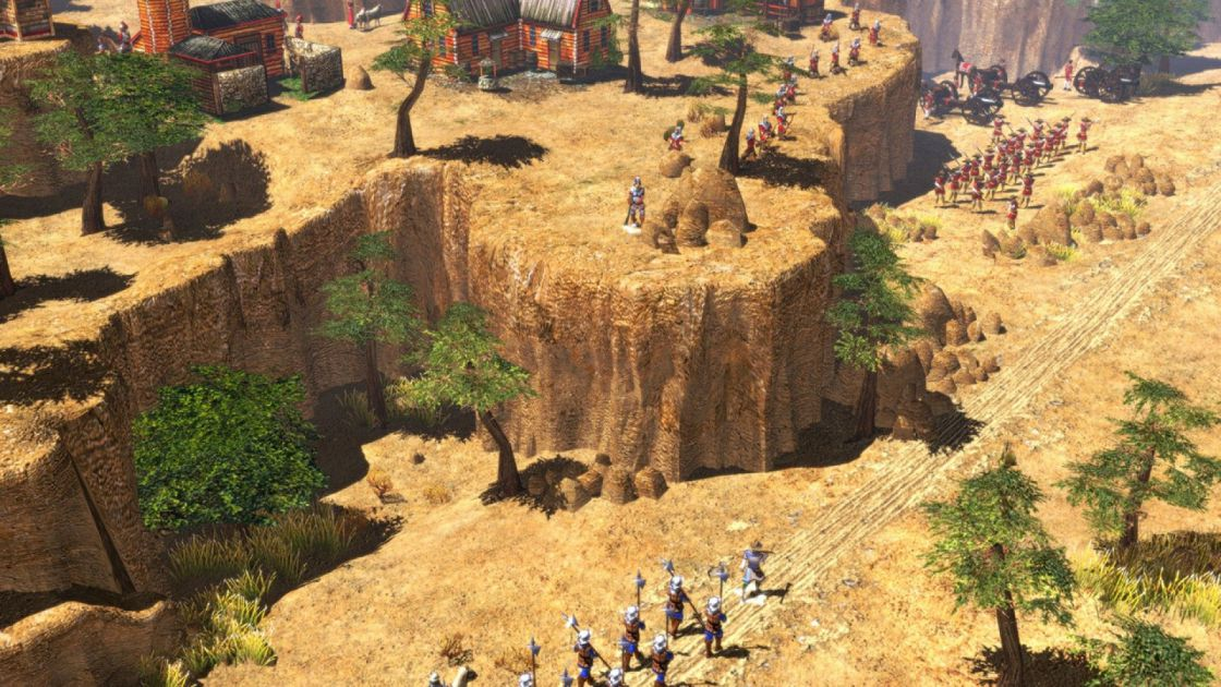 Age of Empires III (Complete Collection) screenshot 9