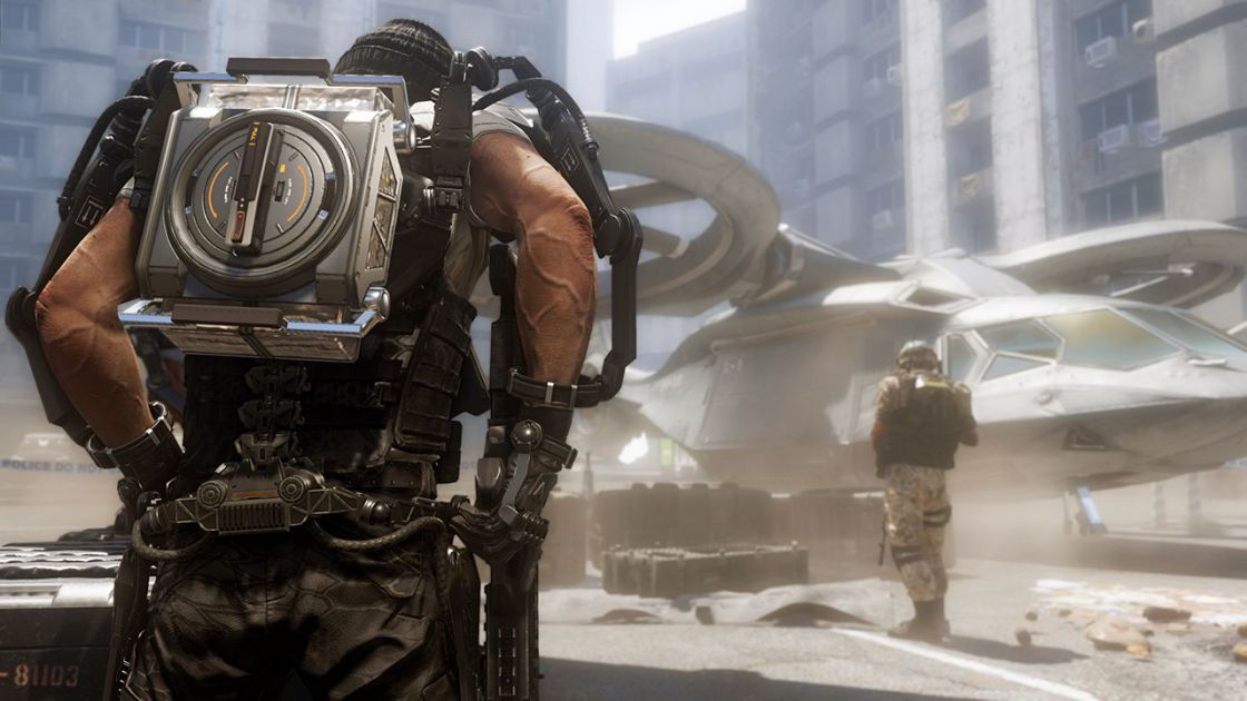 Call of Duty: Advanced Warfare (Day Zero Edition) screenshot 2