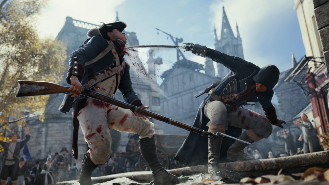 Assassins Creed: Unity Xbox One - screenshot 4