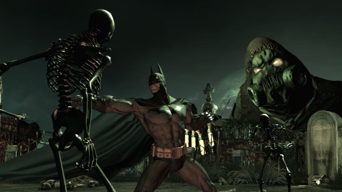 Batman: Arkham Asylum (GOTY) screenshot 4