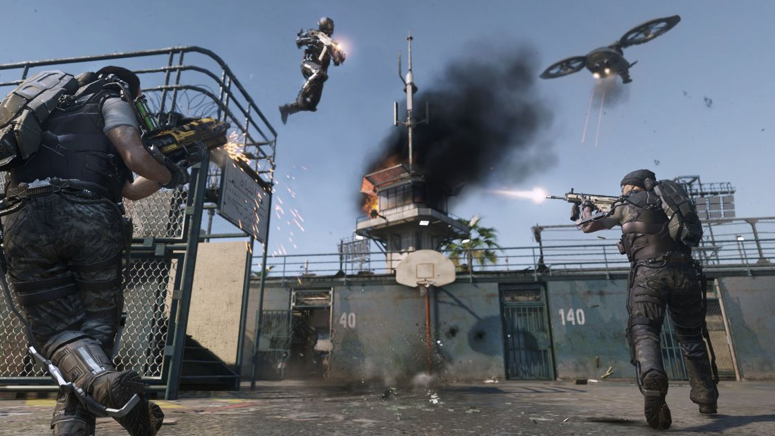 Call of Duty: Advanced Warfare (Day Zero Edition) screenshot 15