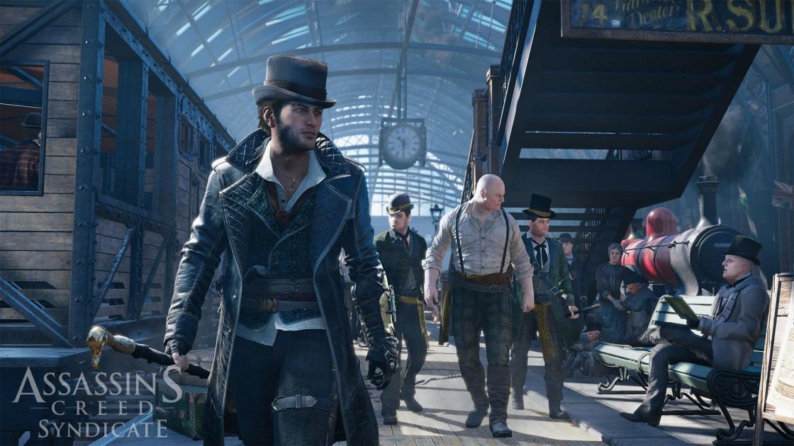 Assassin's Creed: Syndicate (Special Edition) screenshot 18