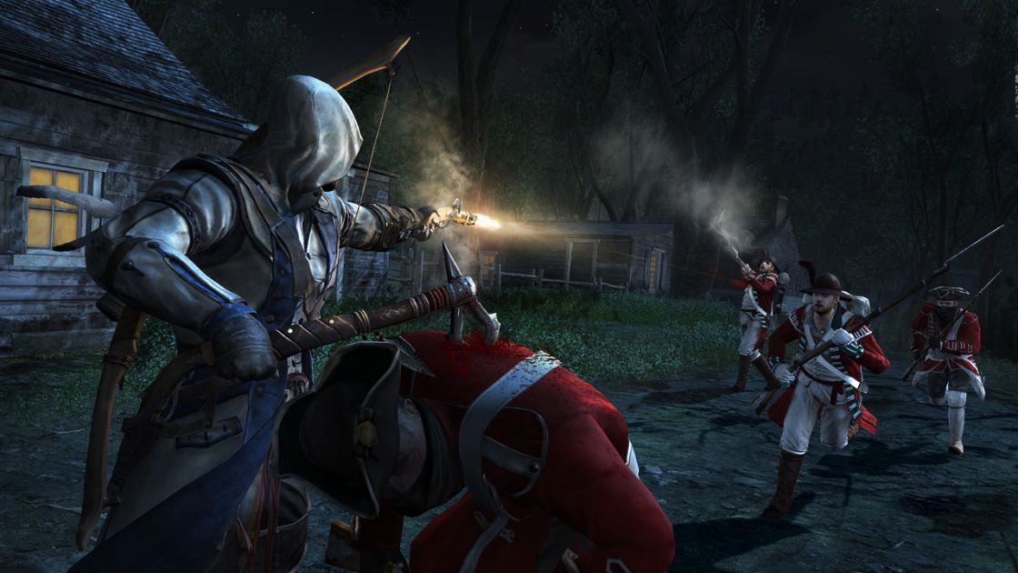 Assassins Creed 3 screenshot 1