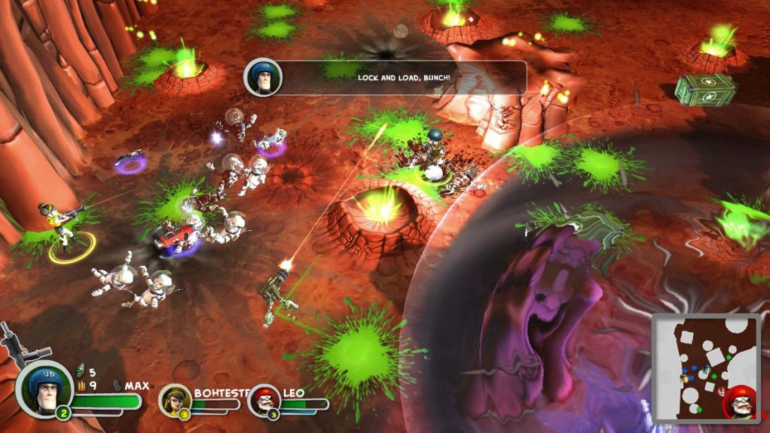 Bunch of Heroes screenshot 9