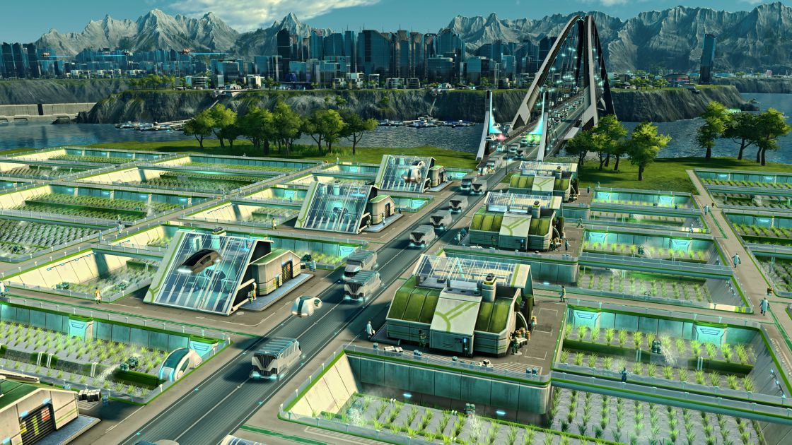 Anno 2205 (Ulitmate Edition) screenshot 11