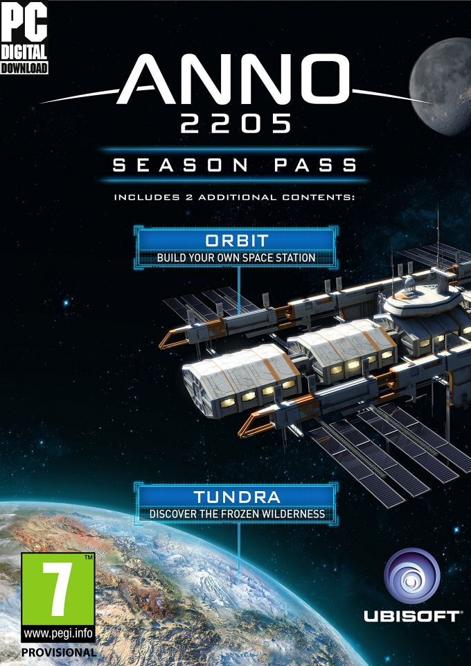 Anno 2205 - Season Pass (DLC) screenshot 4