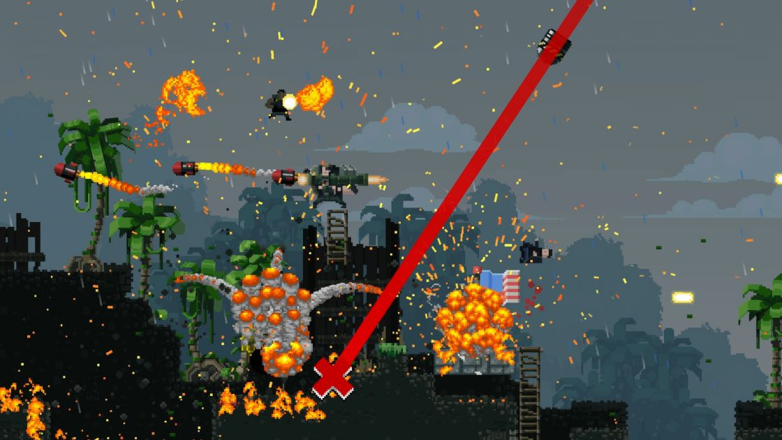 Broforce screenshot 19