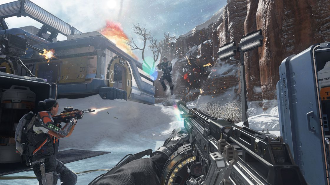 Call of Duty: Advanced Warfare - Day Zero (DLC) screenshot 18