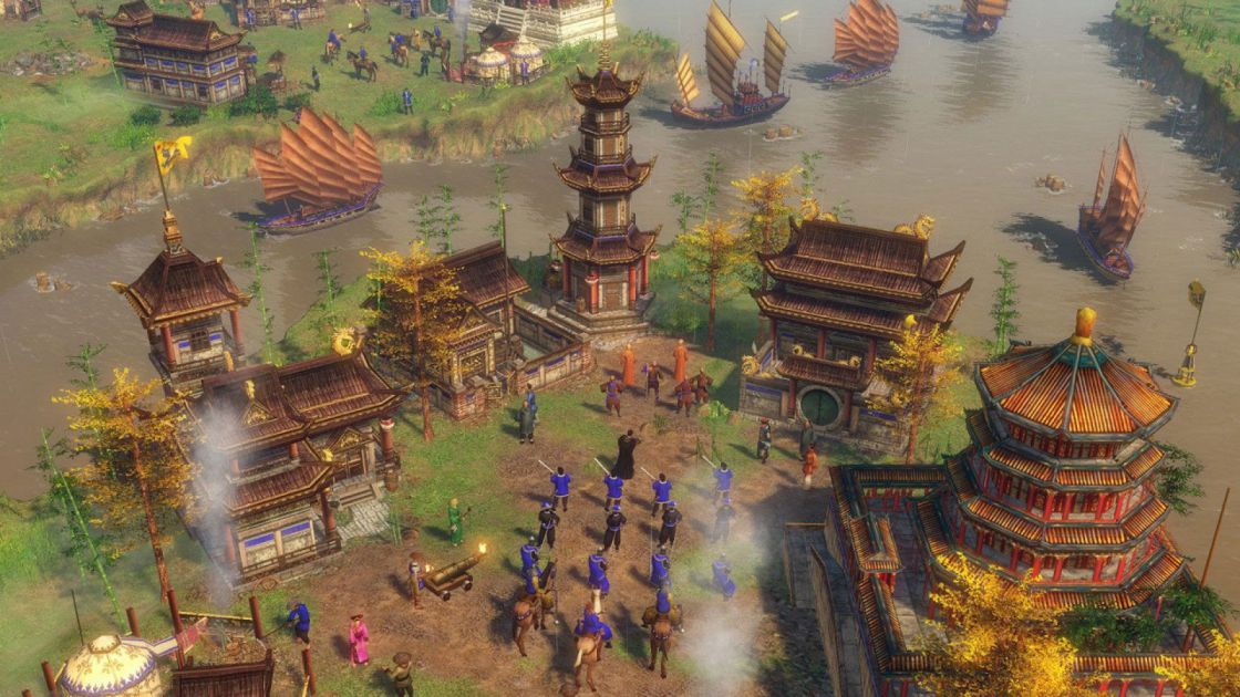 Age of Empires III (Complete Collection) screenshot 6