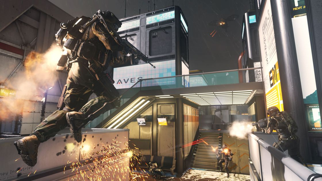 Call of Duty: Advanced Warfare - Day Zero (DLC) screenshot 9