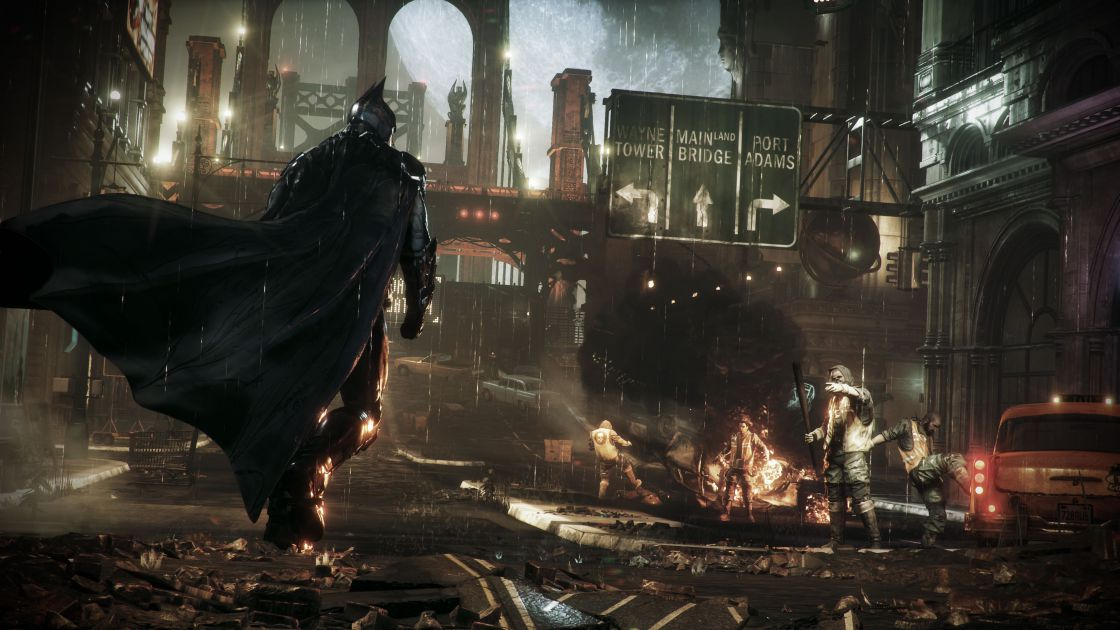 Batman: Arkham Knight - Season Pass (DLC) screenshot 4