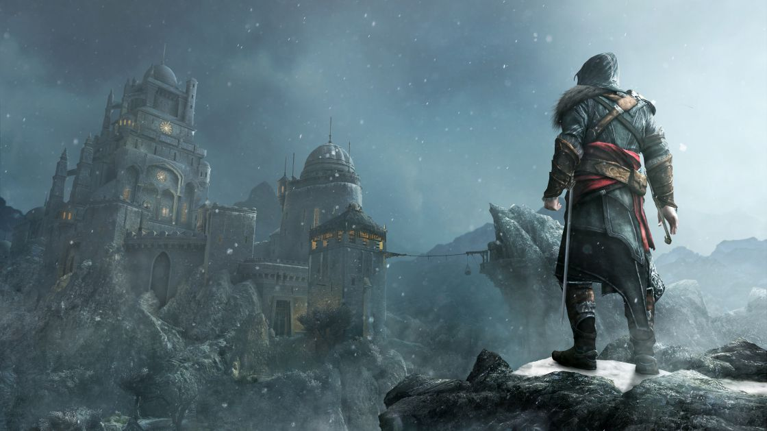 Assassin's Creed Revelations screenshot 3