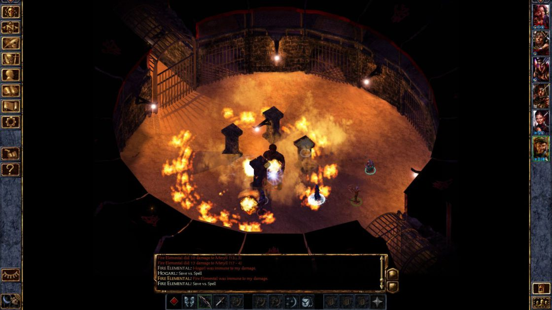 Baldurs Gate (Enhanced Edition) screenshot 1