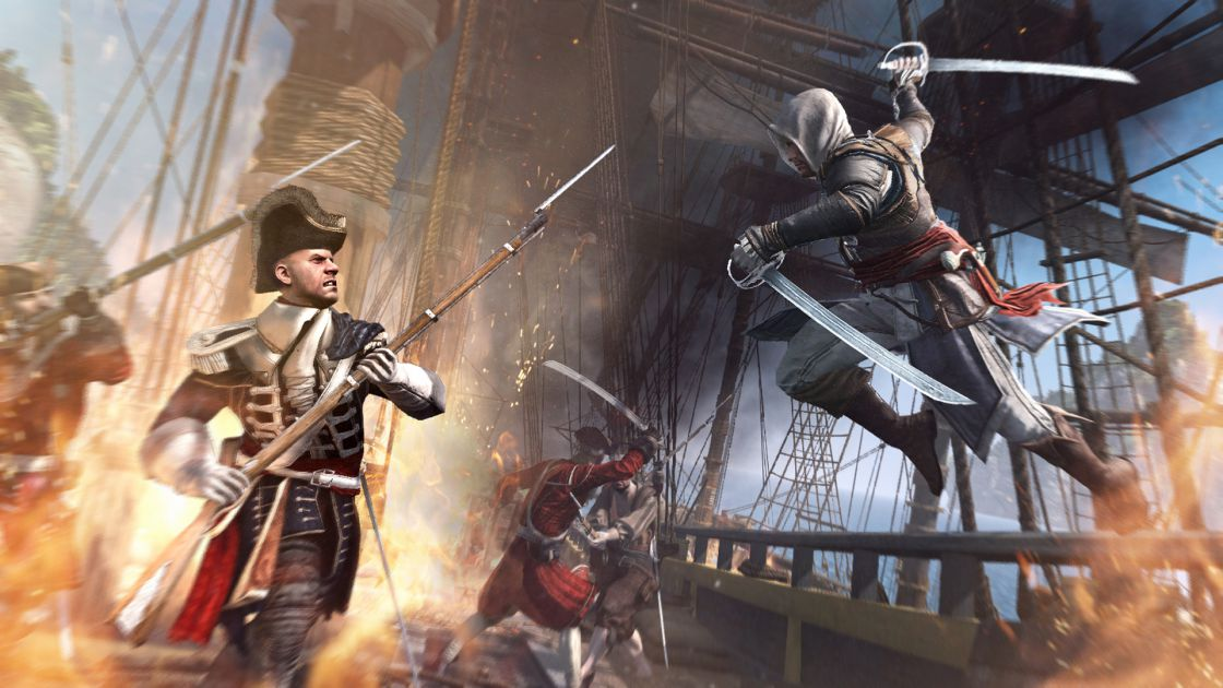 Assassins Creed IV: Black Flag (Deluxe Edition) screenshot 1