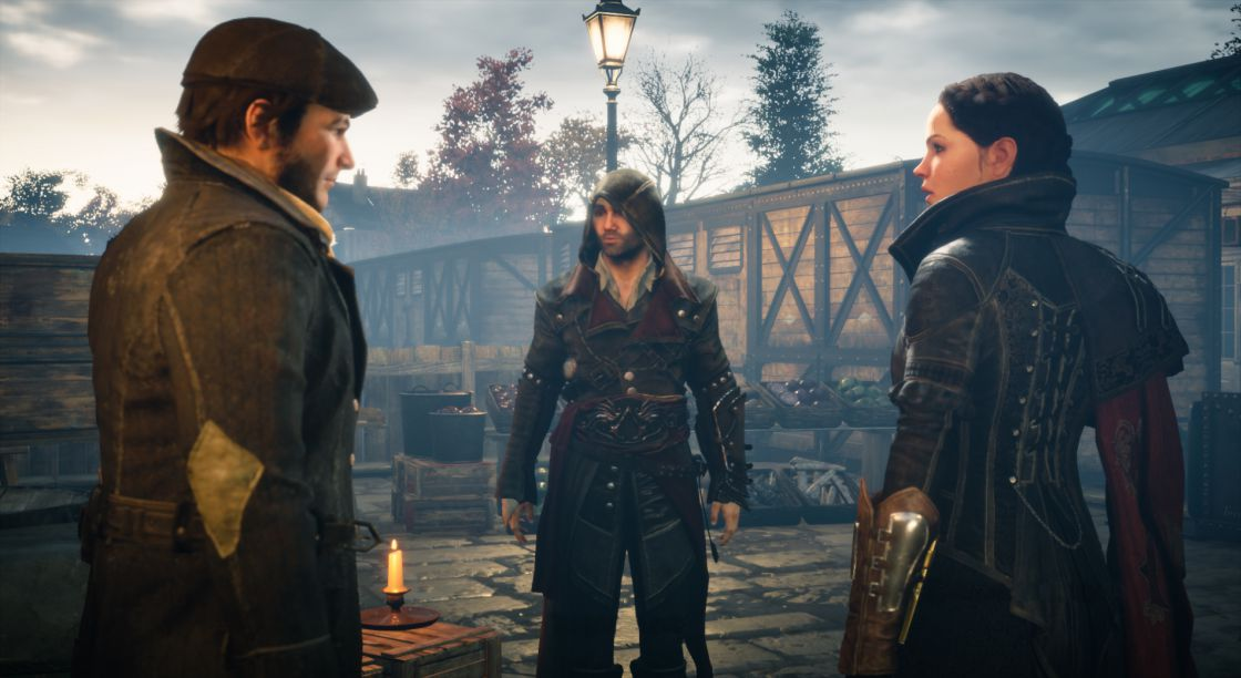 Assassin's Creed: Syndicate screenshot 8