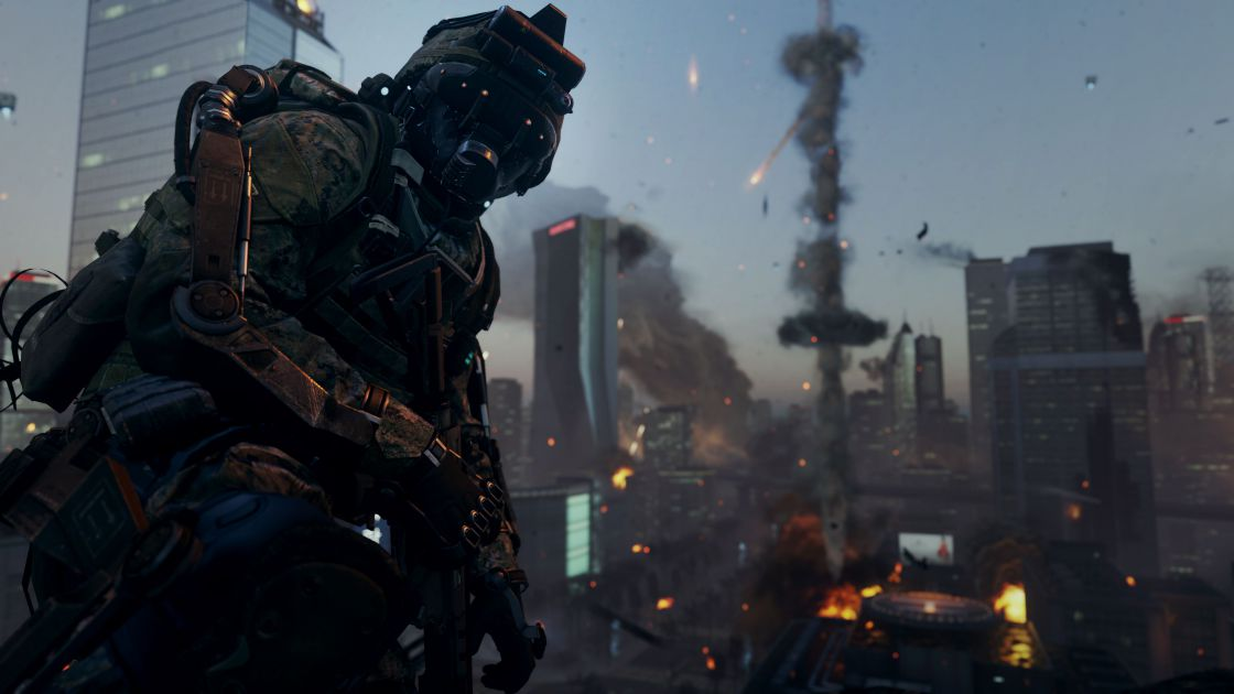 Call of Duty: Advanced Warfare - Day Zero (DLC) screenshot 16