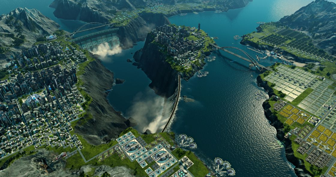 Anno 2205 (Ulitmate Edition) screenshot 8