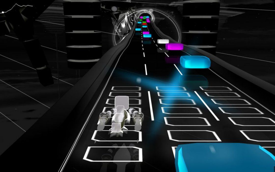 AudioSurf screenshot 5
