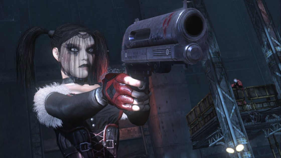 Batman: Arkham Knight (incl. Harley Quinn DLC) screenshot 12