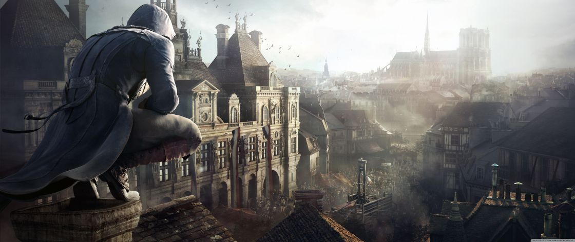 Assassins Creed: Unity (Special Edition) screenshot 10