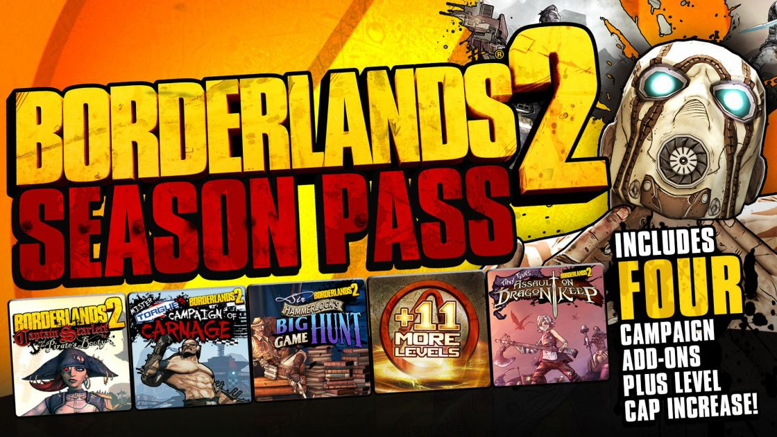 Borderlands 2 - Season Pass (DLC) screenshot 1