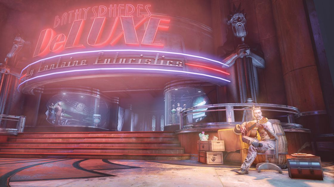BioShock Infinite - Season Pass (DLC) screenshot 16