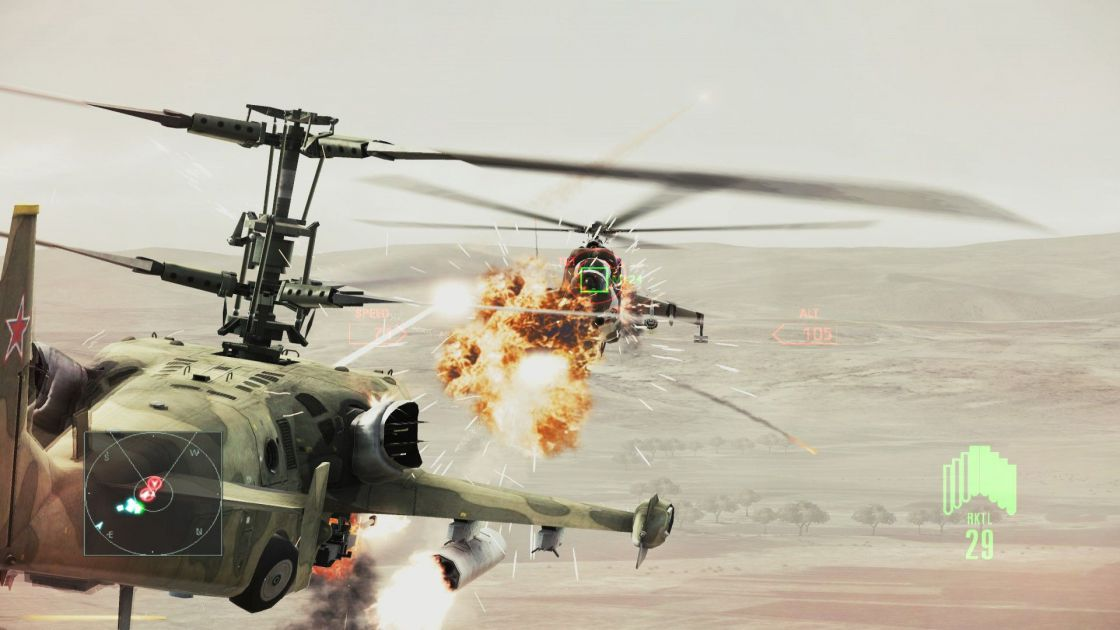 Ace Combat: Assault Horizon (Enhanced Edition) screenshot 3