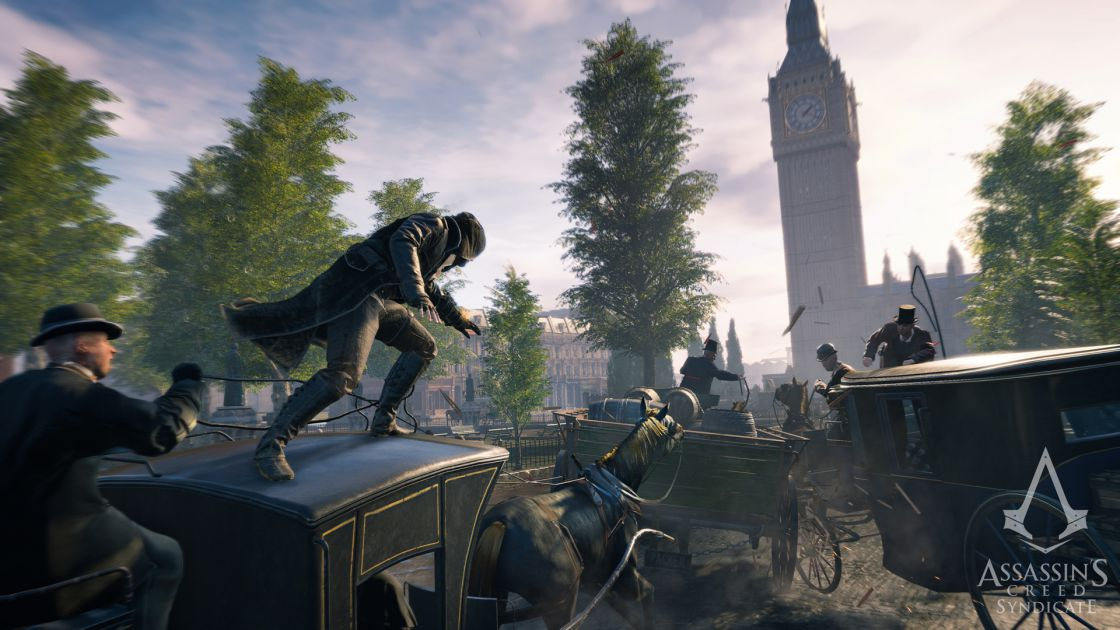 Assassin's Creed: Syndicate (Gold Edition) screenshot 4