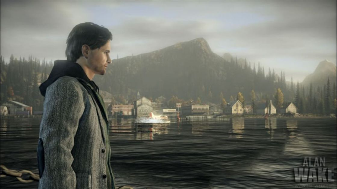 Alan Wake - Xbox 360/Xbox One screenshot 2